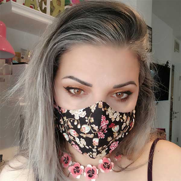 Wholesale Fabric Cotton Face Mask