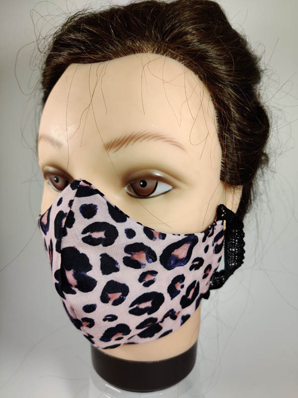 Black Lips face mask