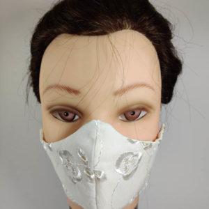Fashion Style Bridal Mask