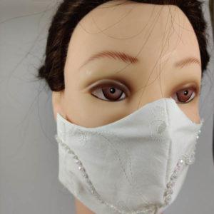 Tennis Bracelet face mask