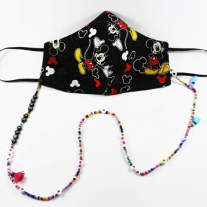 Mickey Mouse mask and Mask chain